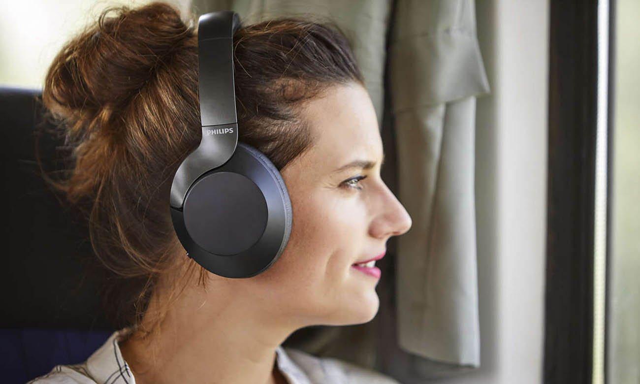 Słuchawki nauszne Philips TAPH805BK