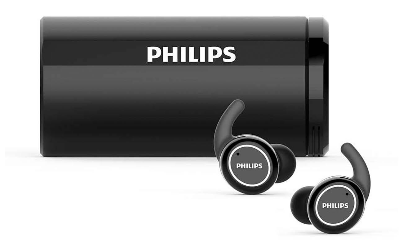 Słuchawki bezprzewodowe Philips TAST702BK czarne