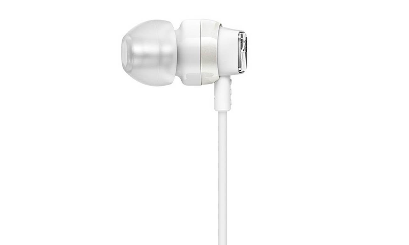 Słuchawki dokanałowe Sennheiser CX 300S białe