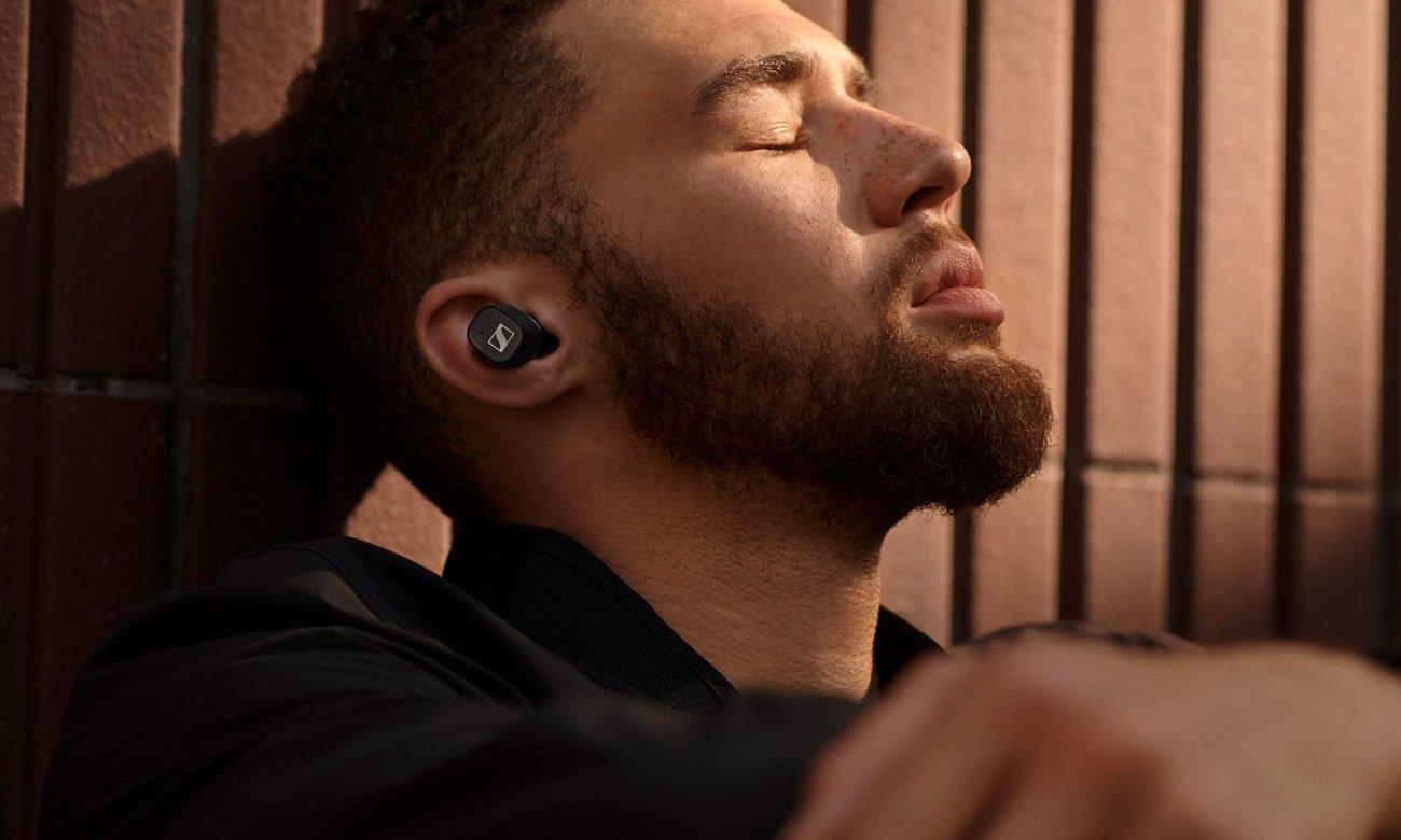 Słuchawki True Wireless Sennheiser CX 400BT czarne
