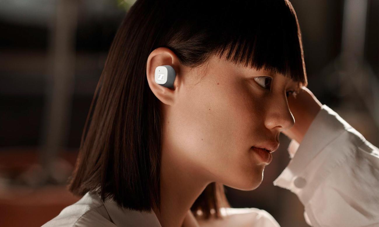 Słuchawki True Wireless Sennheiser CX 400BT białe