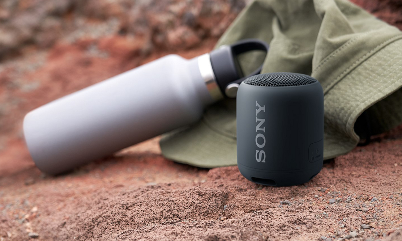 Głośnik przenośny Sony SRSXB12
