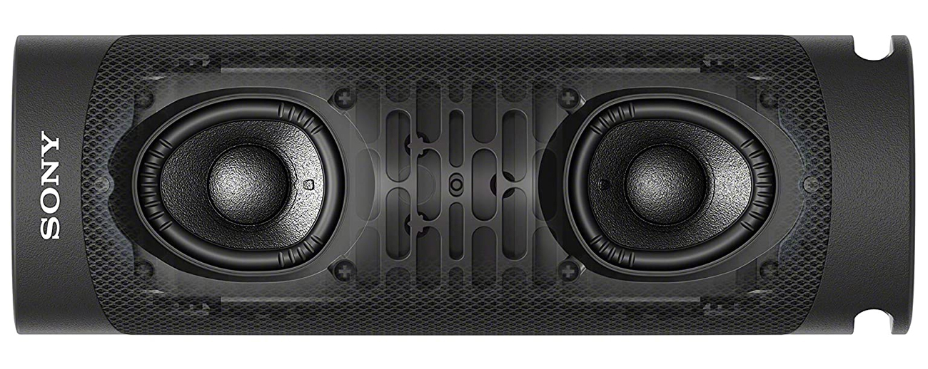 X-Balanced Speaker Unit i EXTRA BASS w Sony SRS-XB23