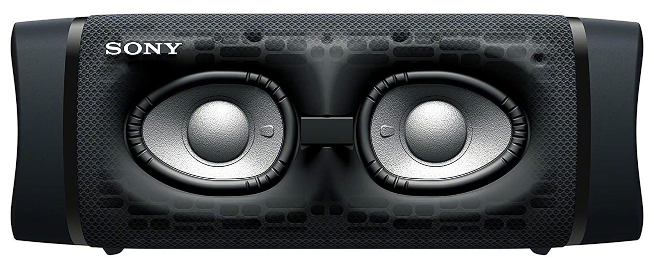X-Balanced Speaker Unit i EXTRA BASS w Sony SRS-XB33