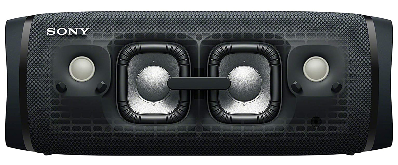 X-Balanced Speaker Unit i EXTRA BASS w Sony SRS-XB43