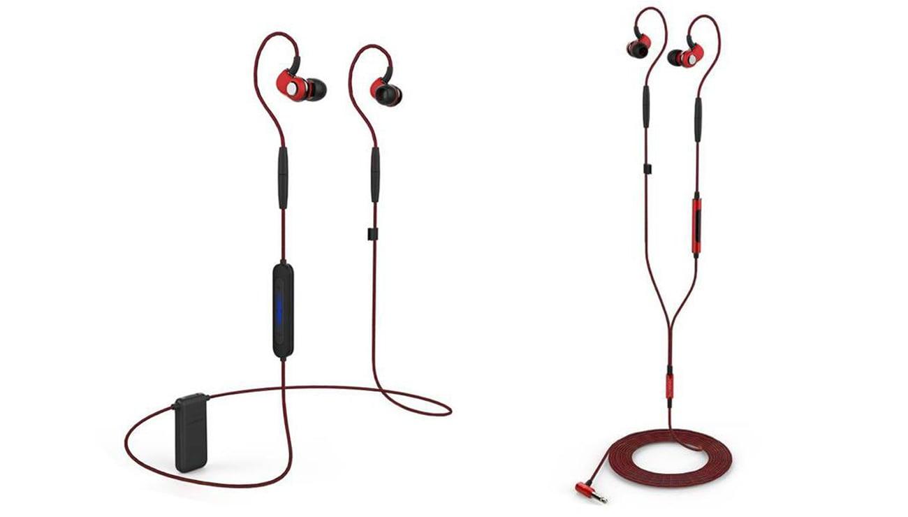 Słuchawki bezprzewodowe dokanałowe SoundMagic ST30