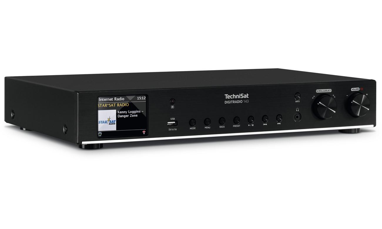 Radio TechniSat DIGITRADIO 143 Multiroom