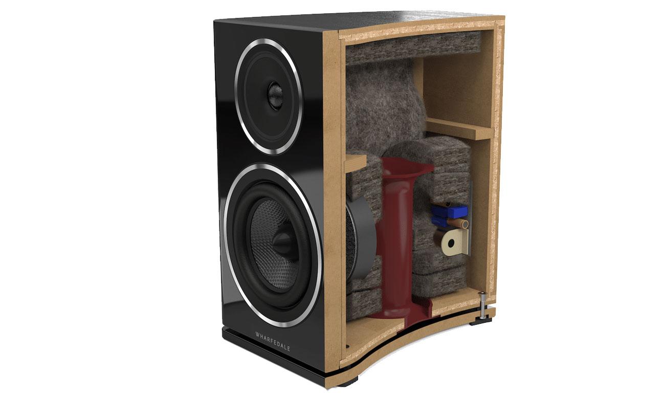 Głośnik dwudrożny Wharfedale DIAMOND 11.1 Blackwood
