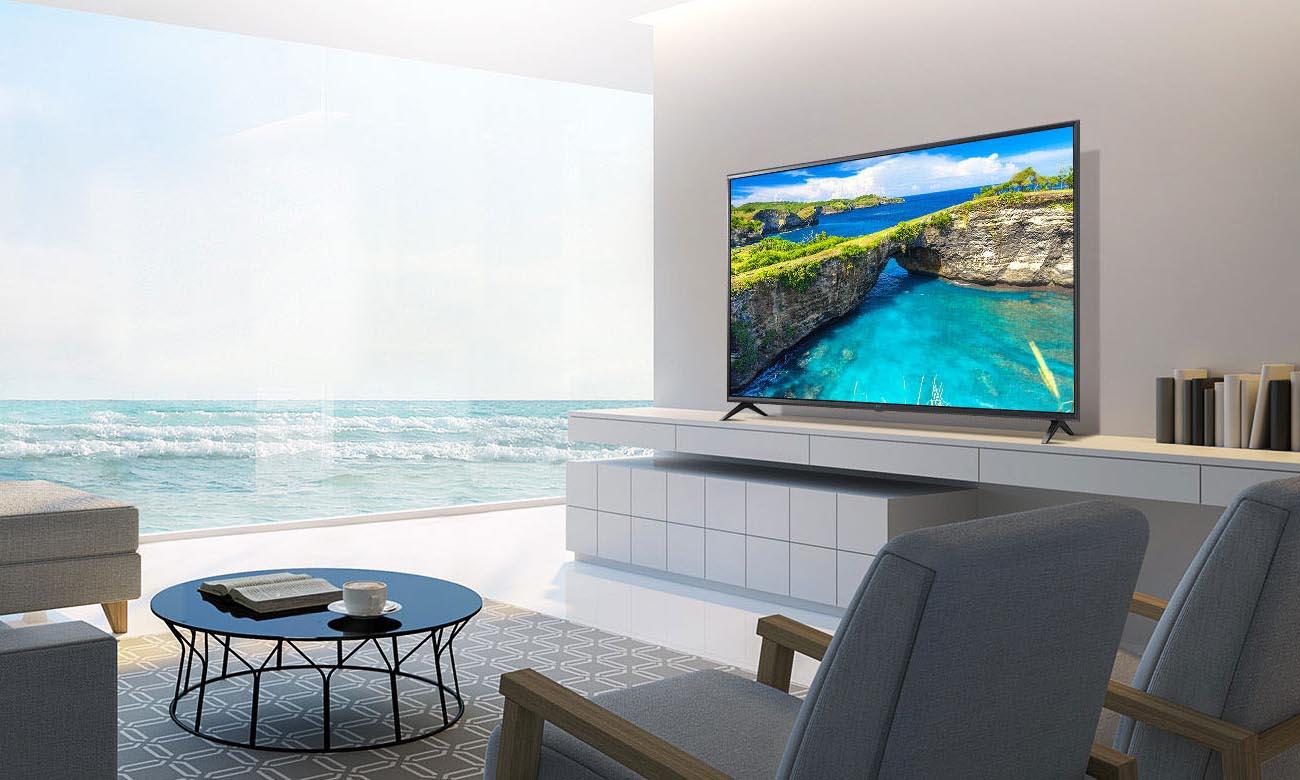Bezprzewodowa łączność Wi-Fi oraz Bluetooth w Telewizorze 50UK6300 LG