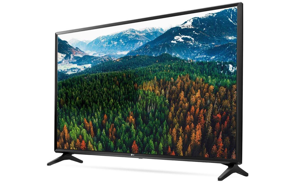 Czterordzeniowy procesor i technologia HDR w TV LG 43LK5900