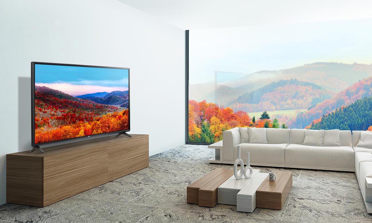 Bezprzewodowa łączność Wi-Fi w Telewizorze 49LK5900 LG