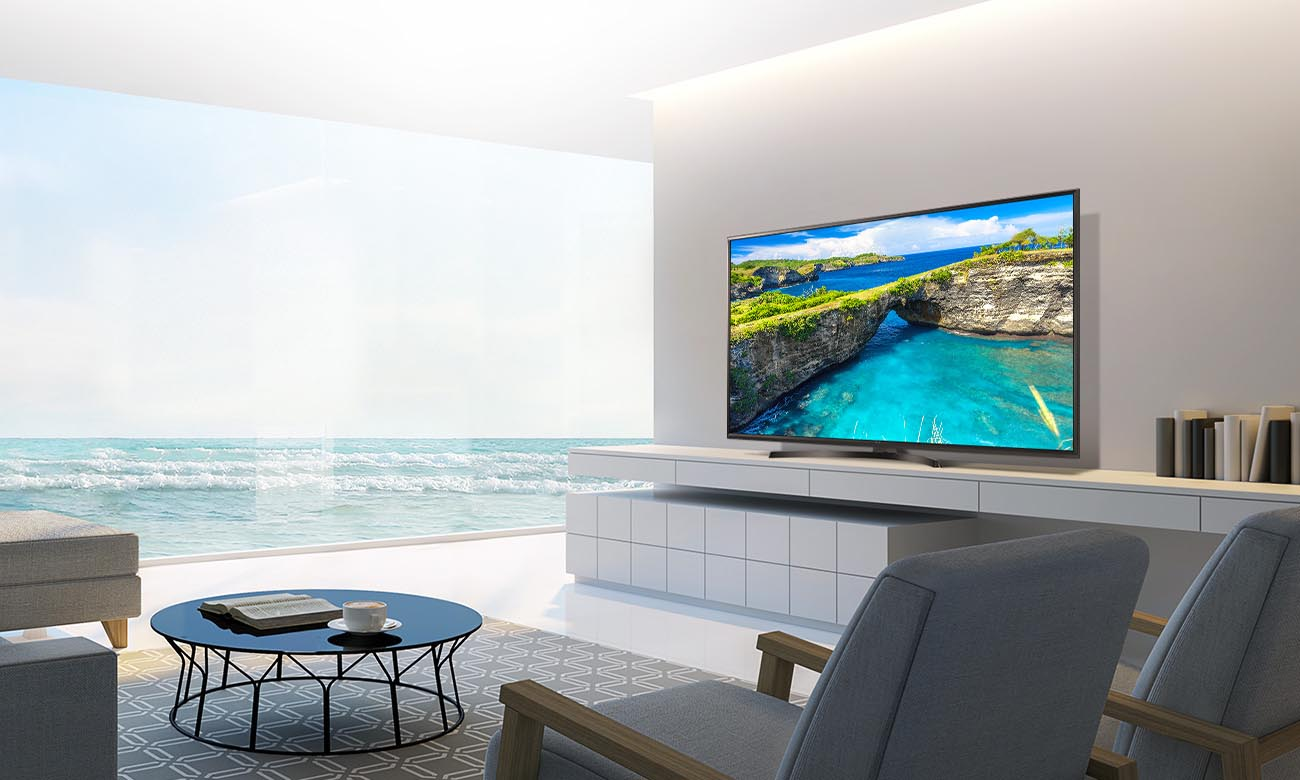 Technologie UHD 4K HDR w telewizorze LG 49UK6300
