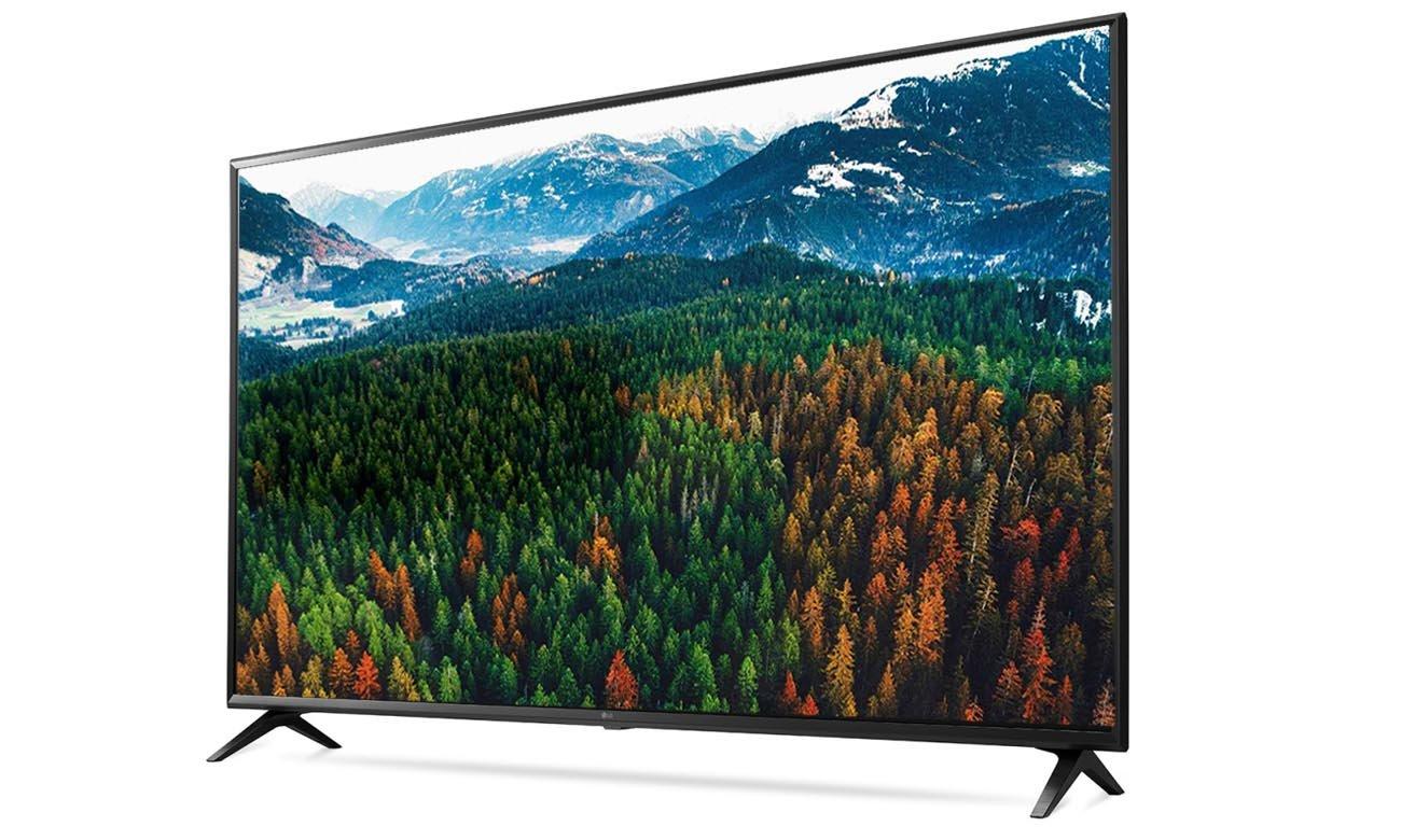 Technologie HDR 4K w telewizorze LG 50UK6300