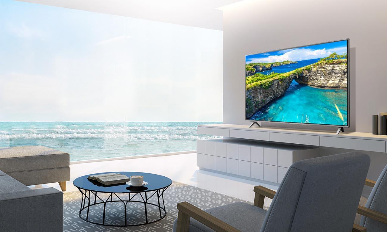 Bezprzewodowa łączność Wi-Fi oraz Bluetooth w Telewizorze 50UK6500 LG