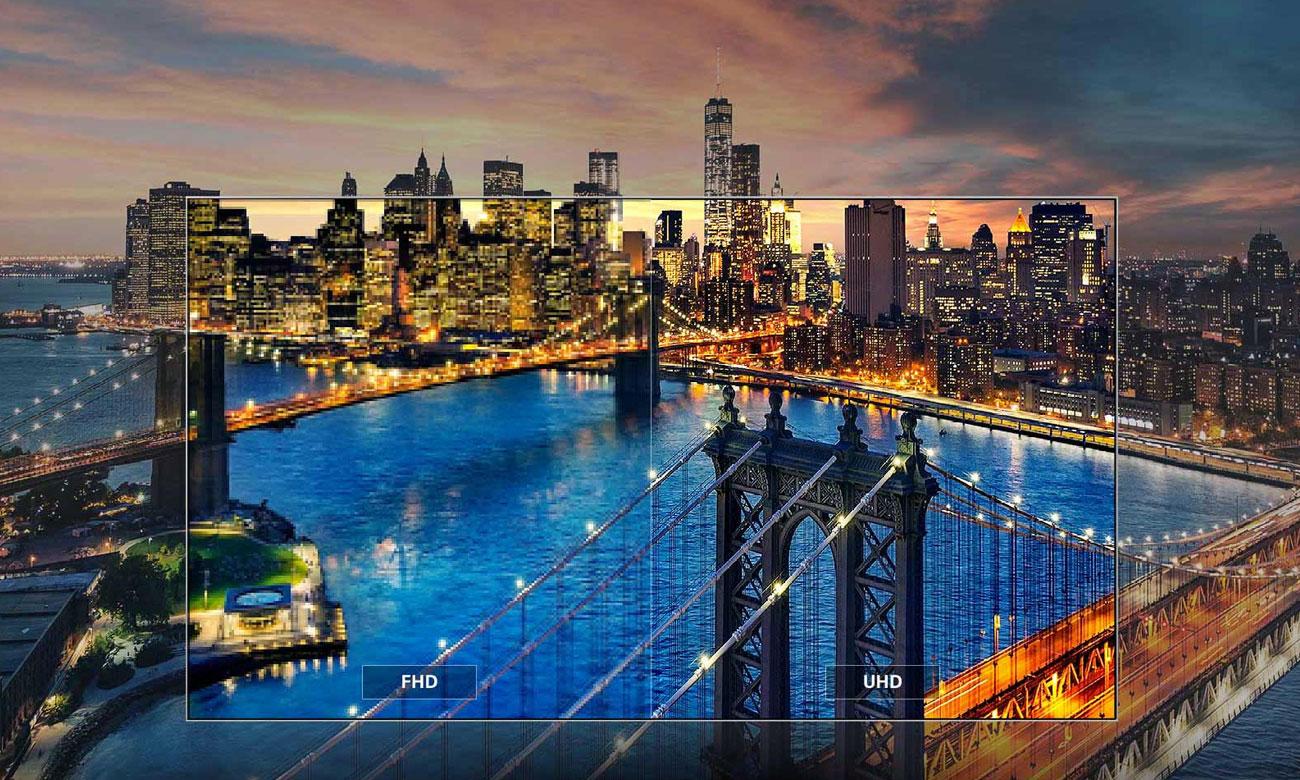 Telewizor Ultra HD LG 65UK6300 65 cali