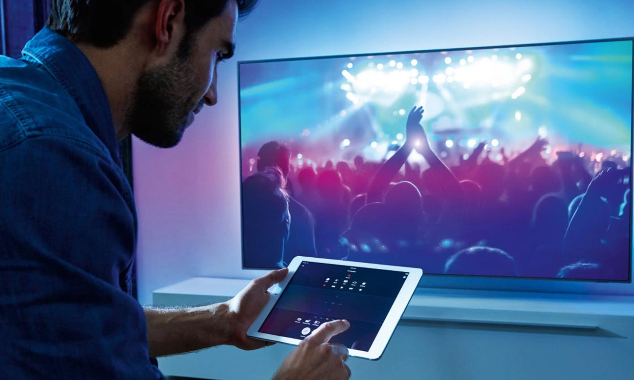 Telewizor z Android TV Philips 32PFS6402