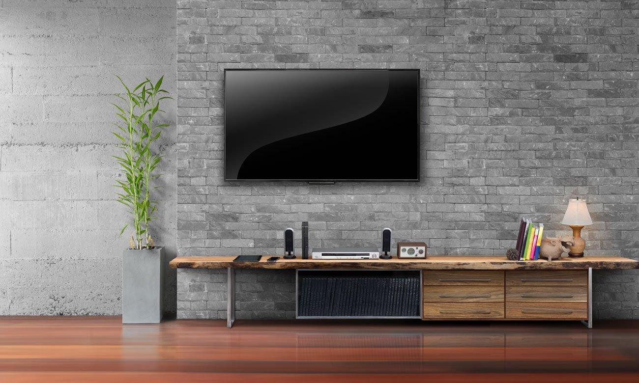 Elegancka linia telewizora Philips 43PUS6262
