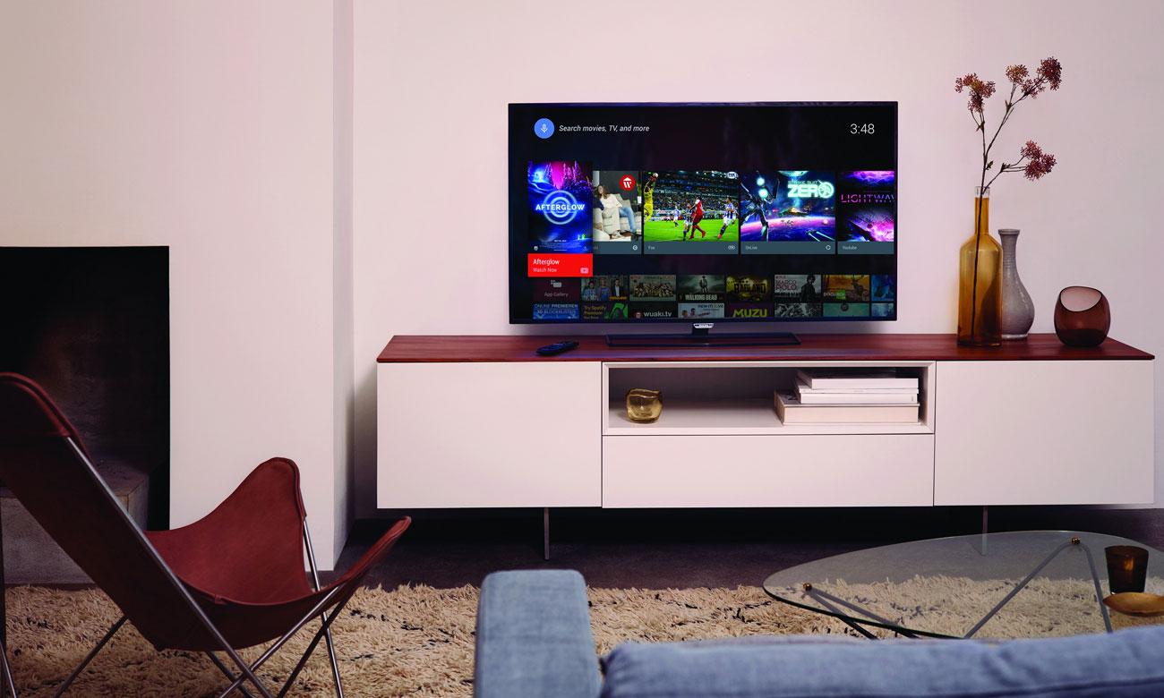 Telewizor Smart TV Philips 55PUH6101