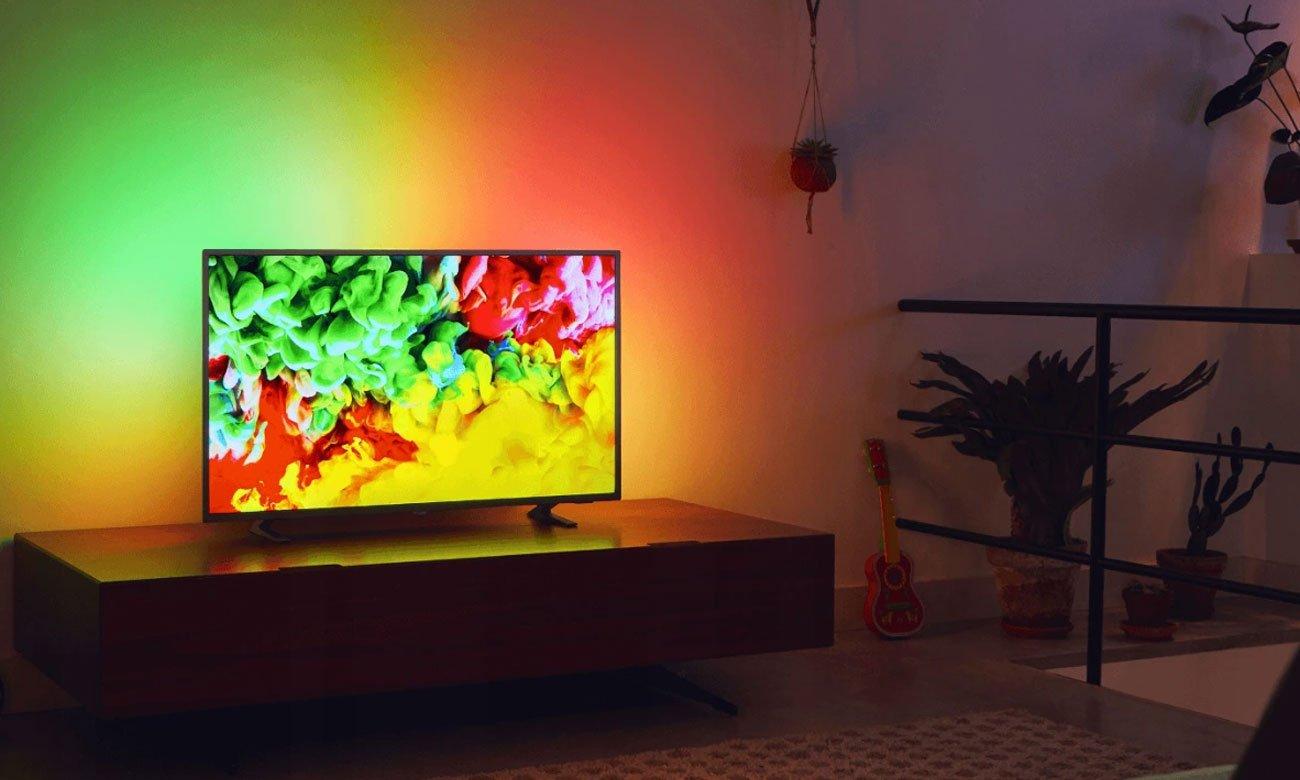 Telewizor 55 cali Philips 55PUS6703 z funkcją Smart TV
