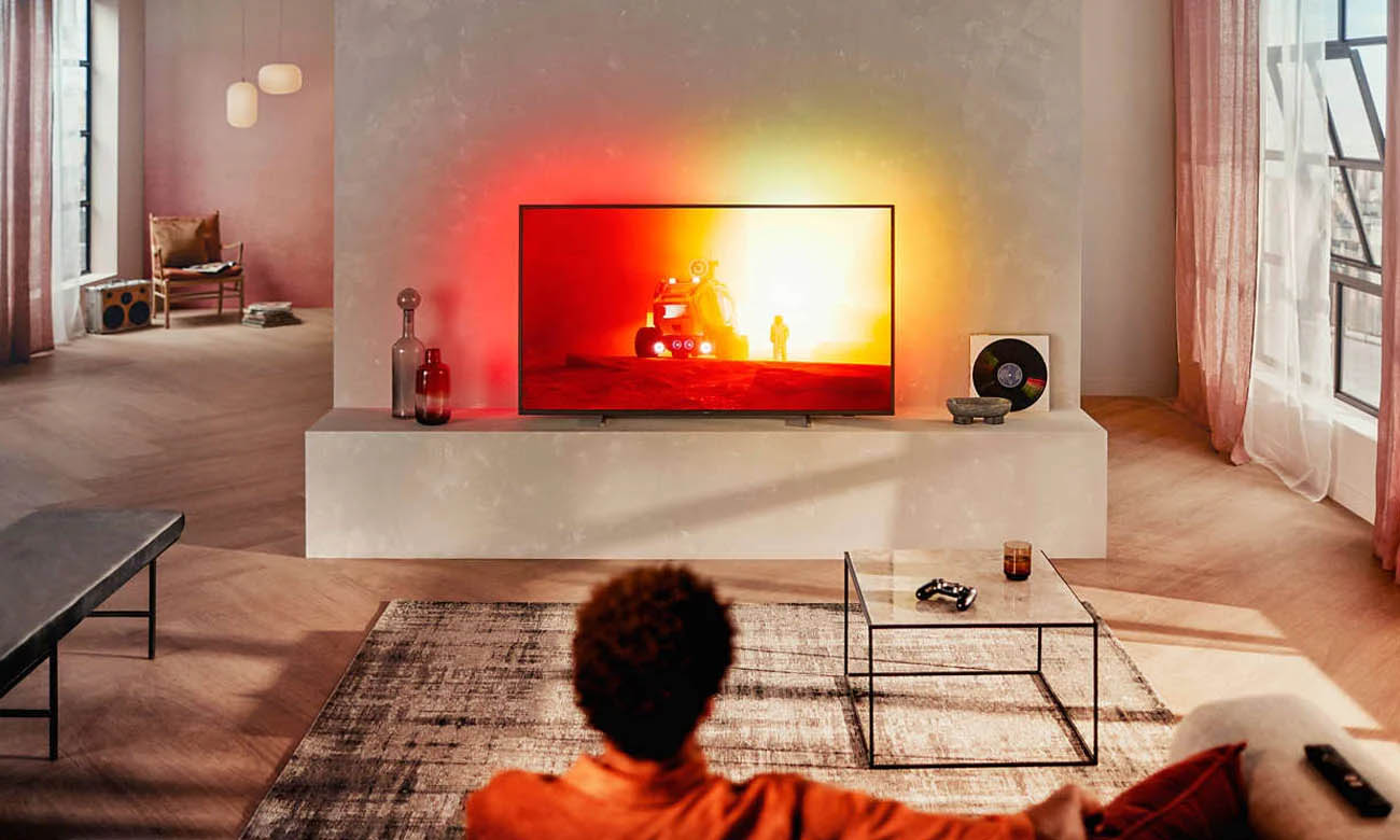 Procesor P5 Perfect Picture w TV Philips 75PUS7805