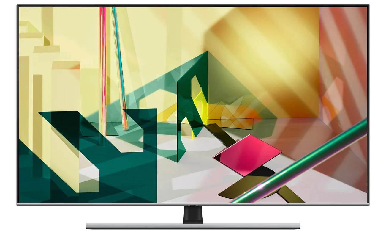Telewizor QLED z technologią Quantum Dot Samsung QE55Q77TA
