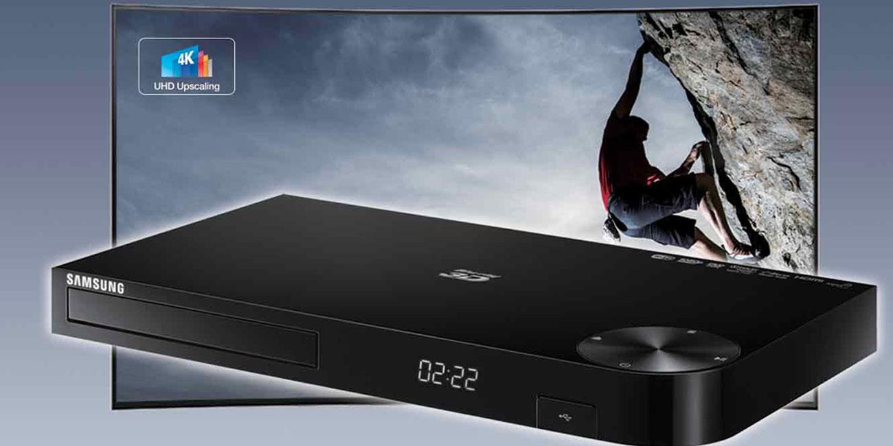 Odtwarzacz Blu-ray Samsung BD-H6500