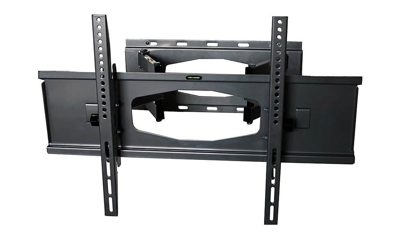Uchwyt ścienny ART AR-65 w zestawie z telewizorem QLED Samsung QE55Q60RA