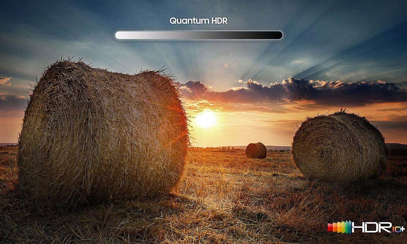 Telewizor QLED Samsung z HDR10+