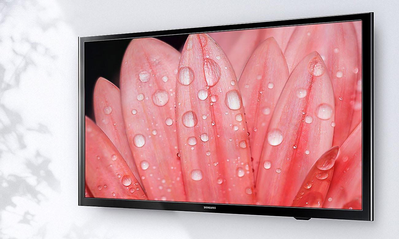 Procesor obrazu Hyper Real w TV Samsung UE32N4002