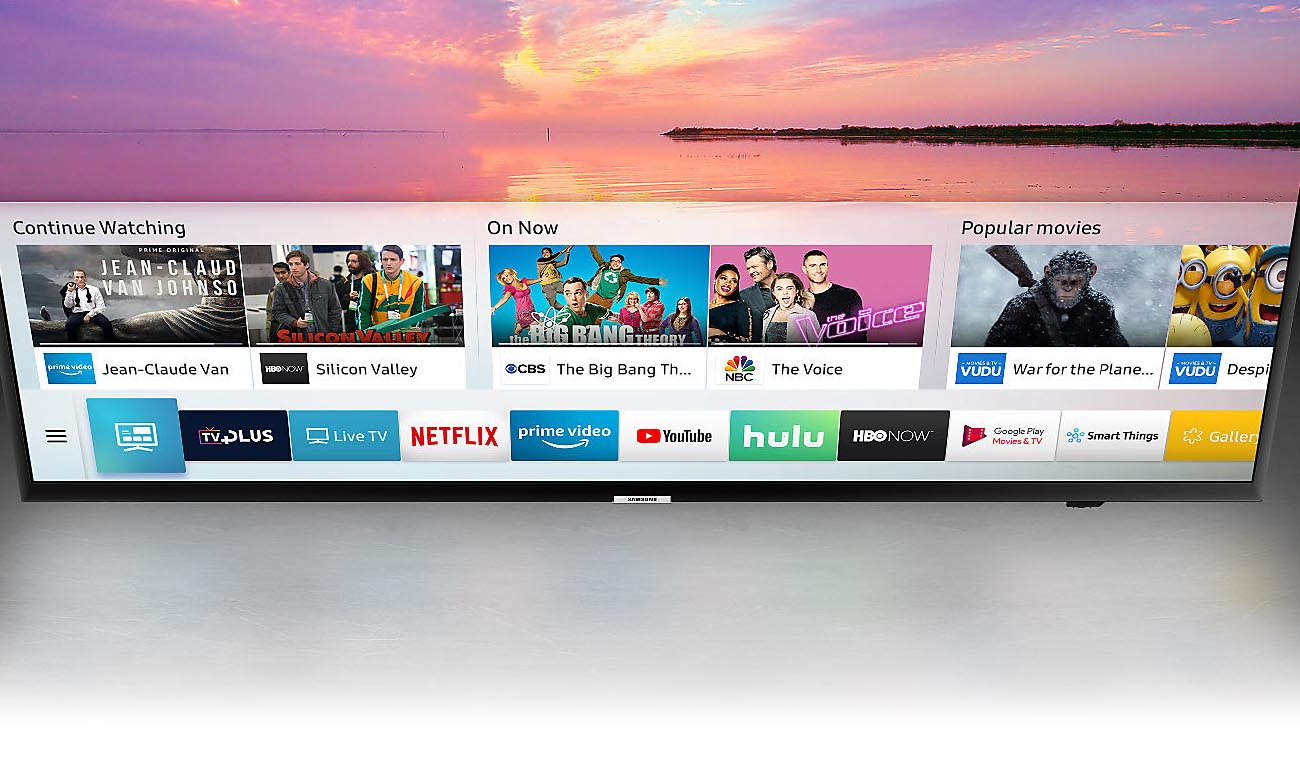 Smart TV Samsung UE50NU7092