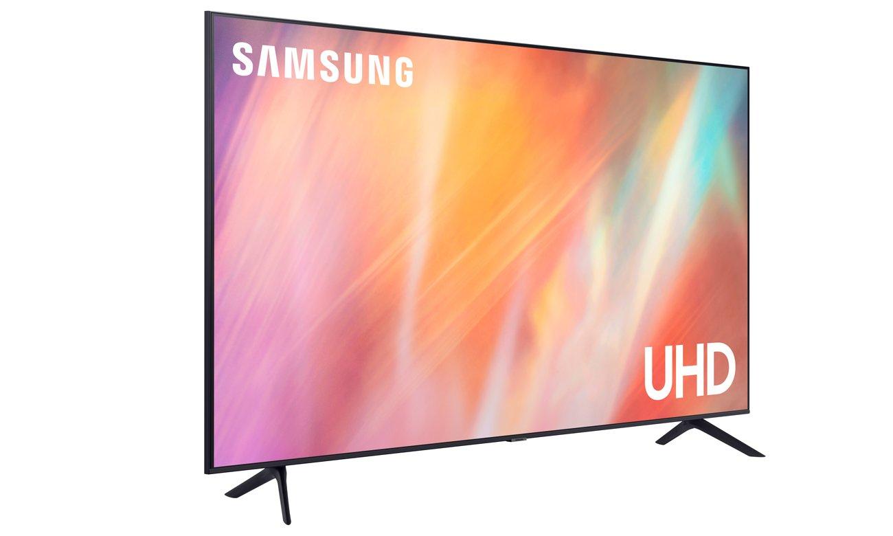 Procesor Crystal 4K w TV Samsung UE55AU7192A