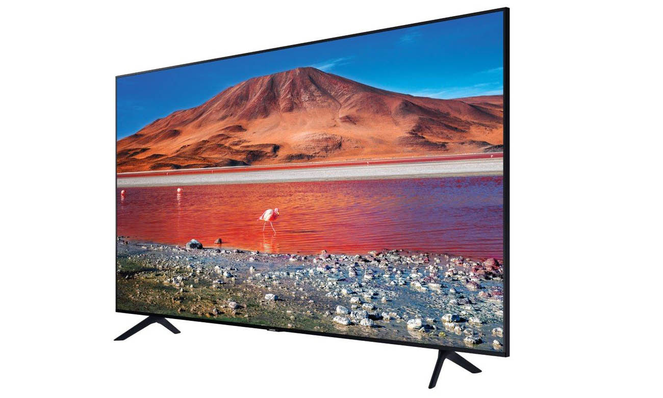 Telewizor 4K Samsung UE55TU7022