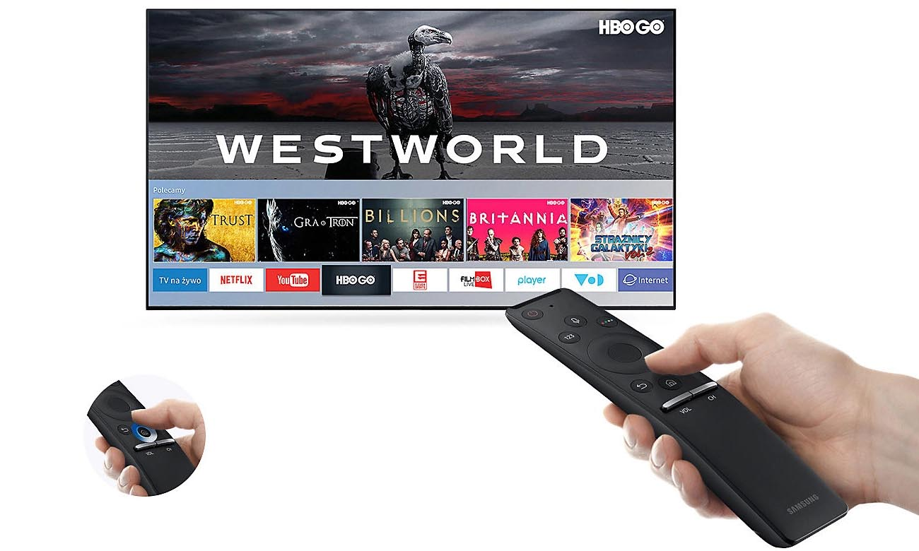Smart TV Samsung UE65NU8002