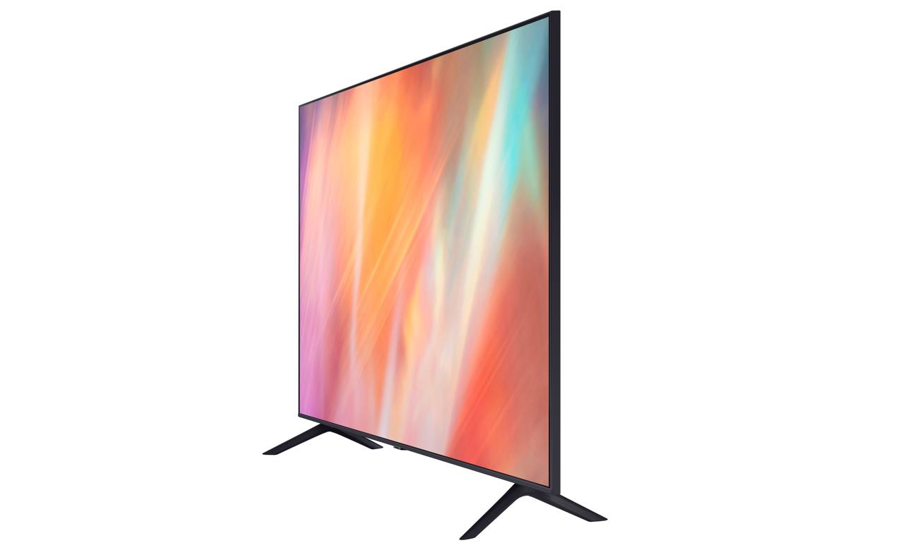 Telewizor 4K Samsung UE85AU7192A z technologią HDR