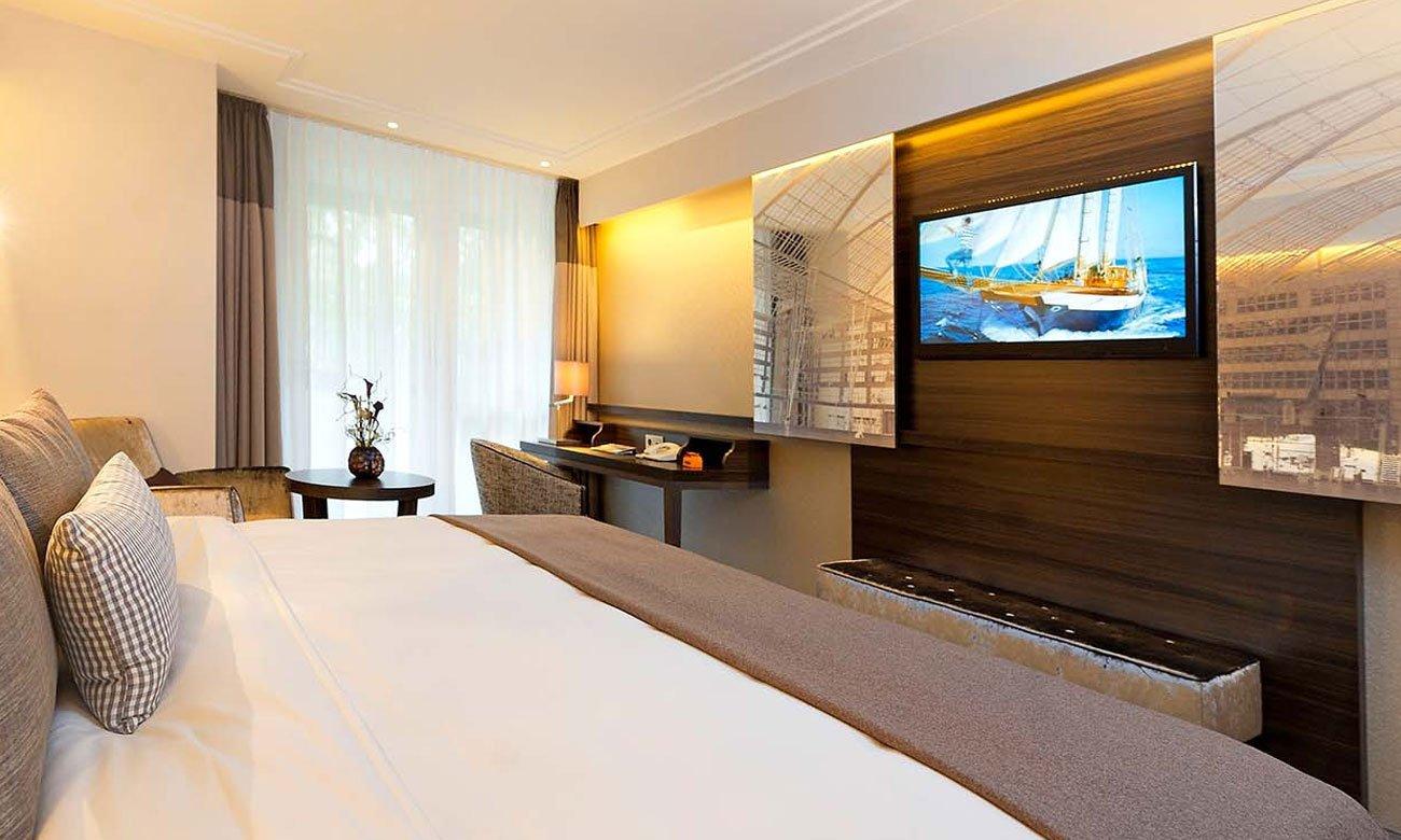 Tryb hotelowy w telewizorze Toshiba 43L1733DG