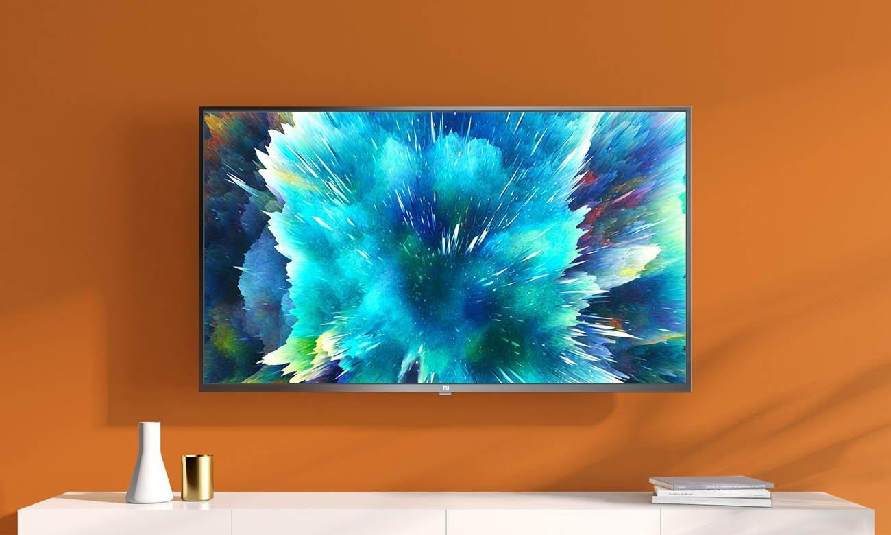43-calowy telewizor HDR 4K Xiaomi Mi TV 4S