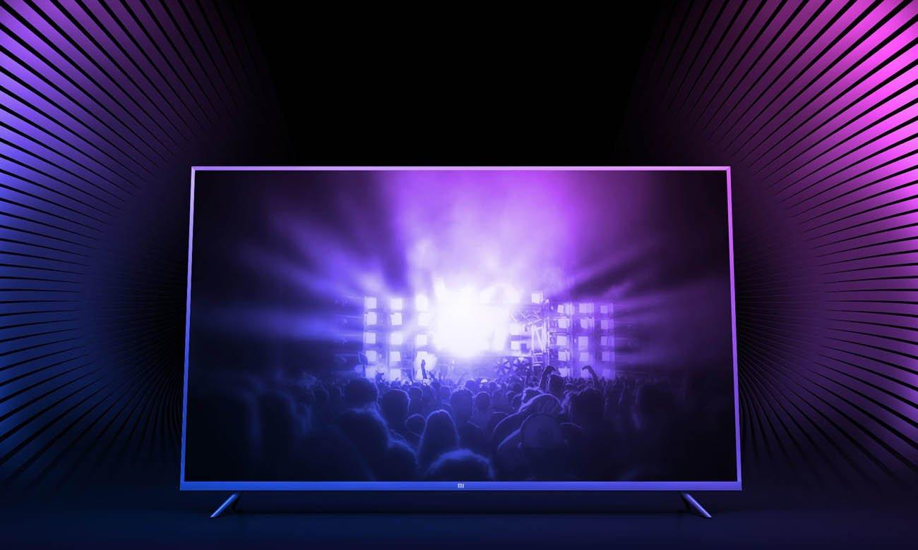 Telewizor Xiaomi Mi TV 4S z czterema głośnikami