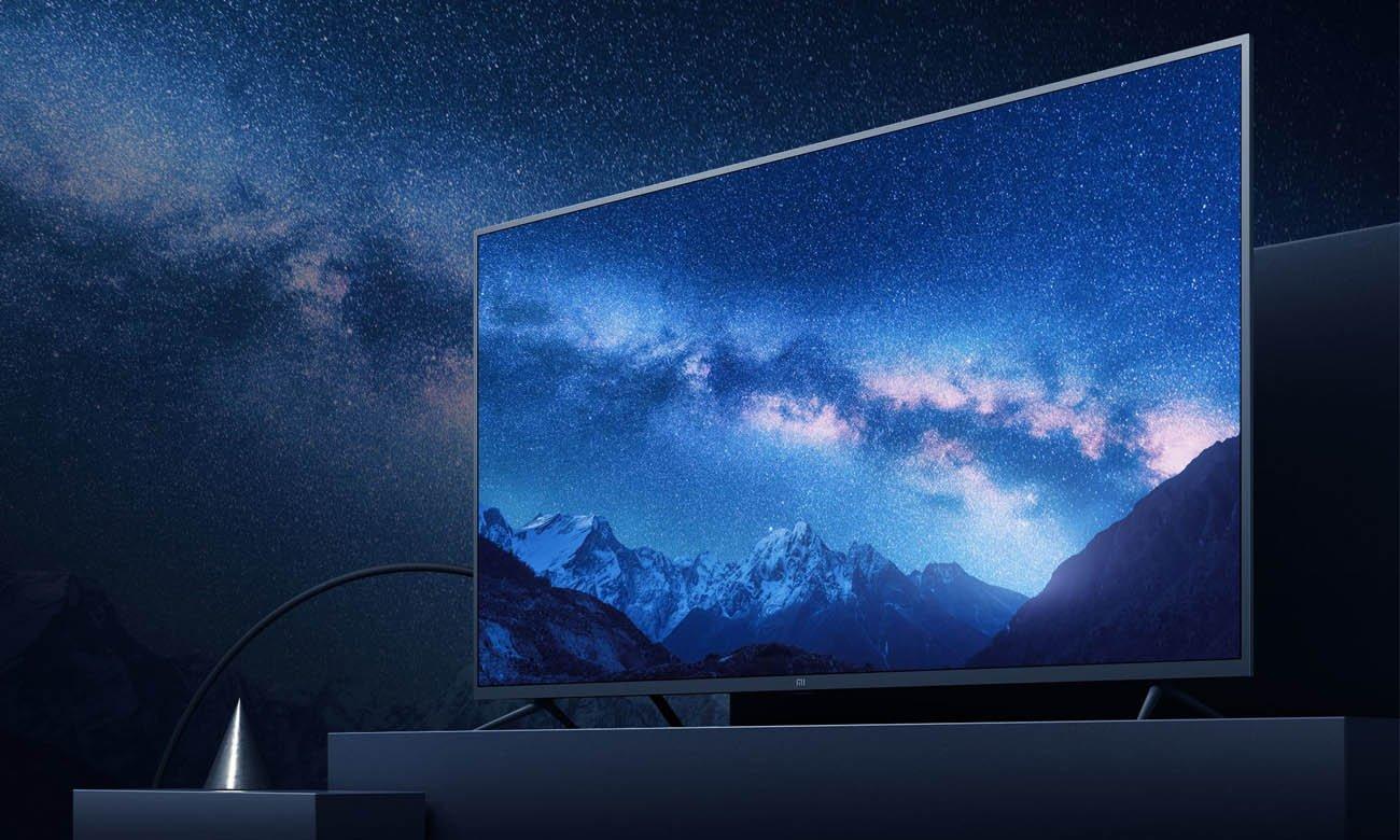 Telewizor HD Xiaomi Mi TV 4S 65 cali opinie