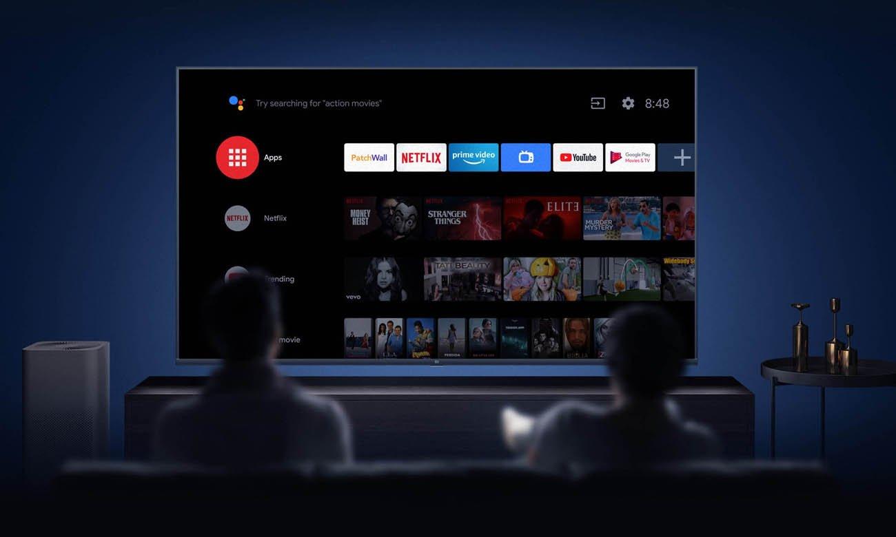 Telewizor Xiaomi Mi TV 4S z Android TV