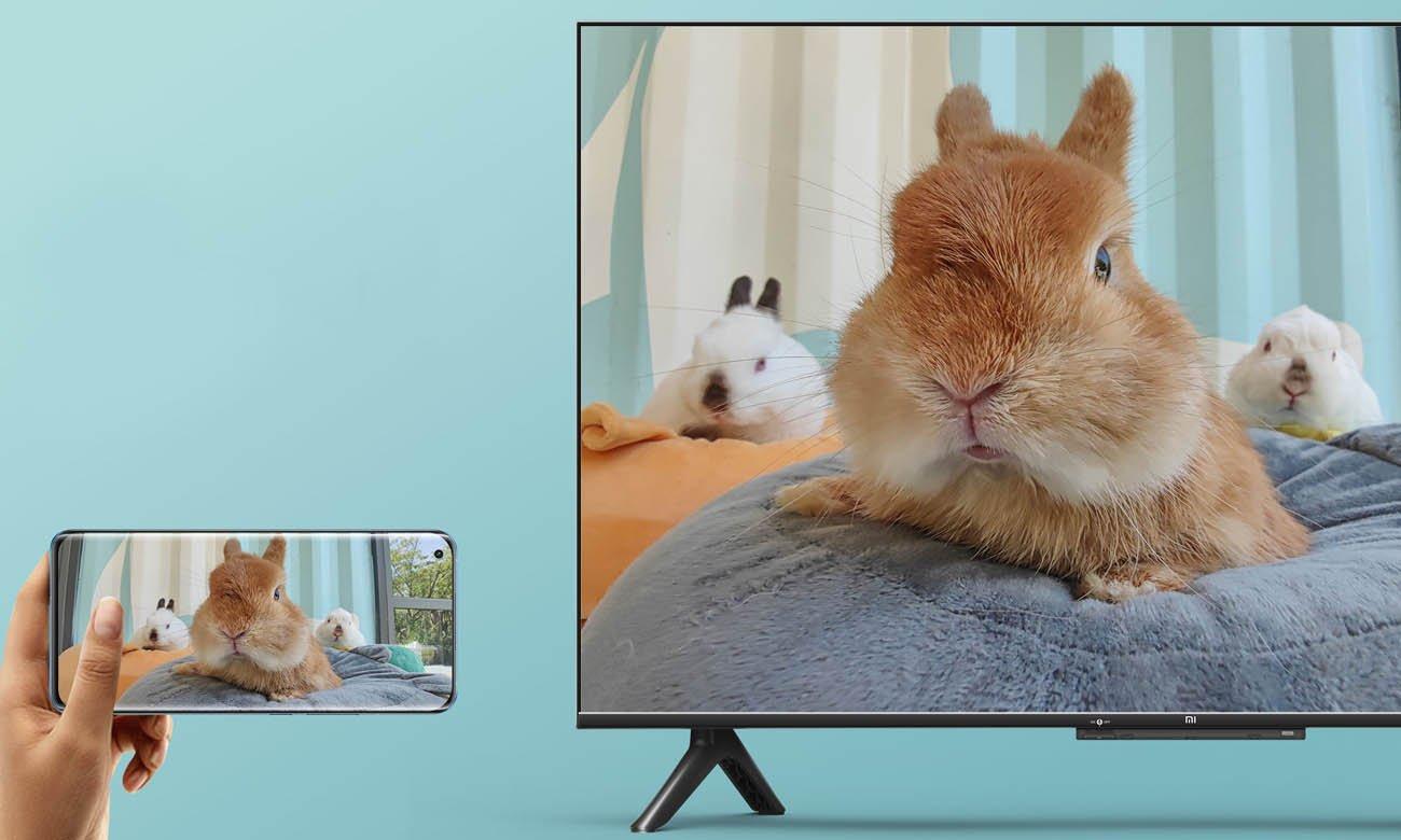 Telewizor Xiaomi Mi TV P1 Wi-Fi Bluetooth USB