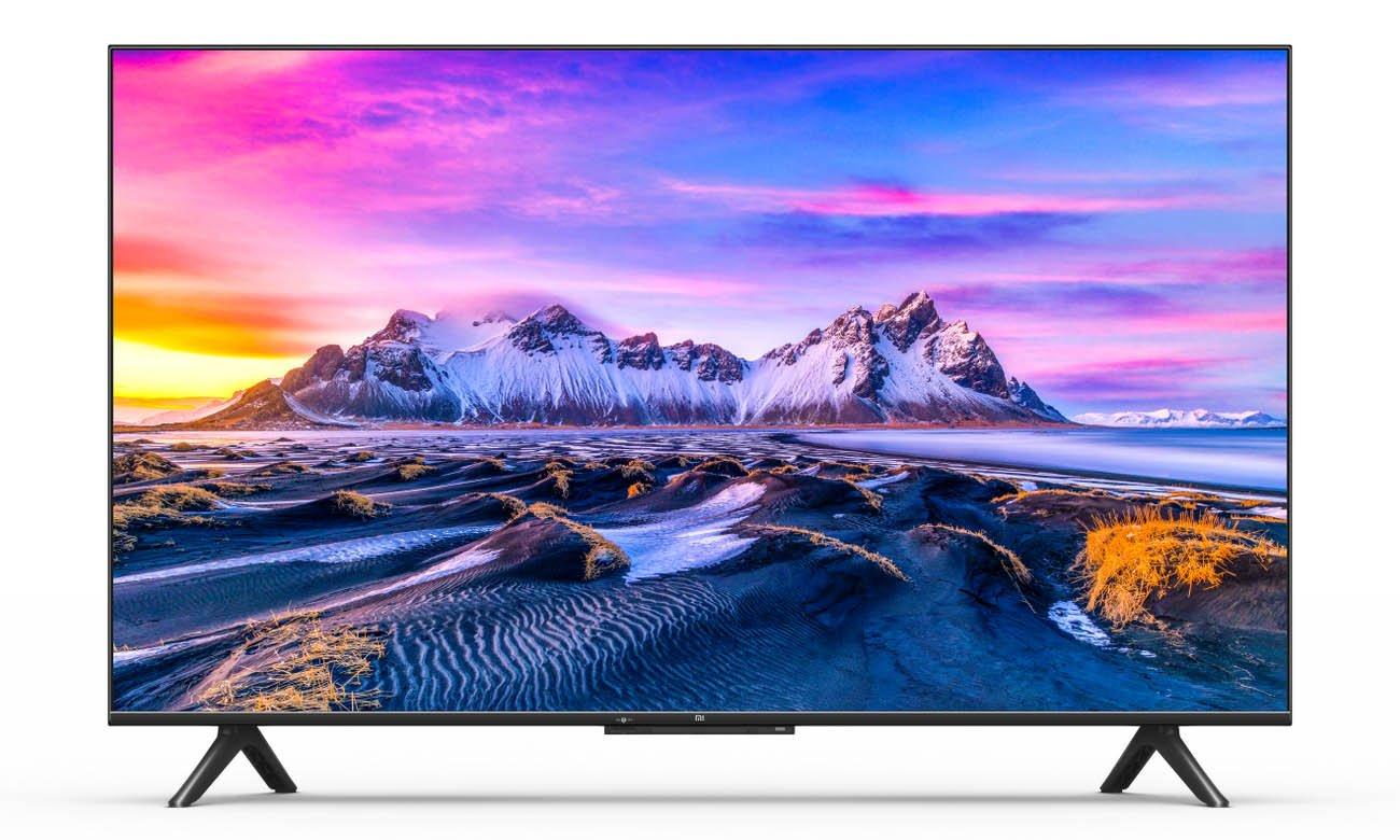 Telewizor 4K Xiaomi Mi TV P1 50 cali opinie