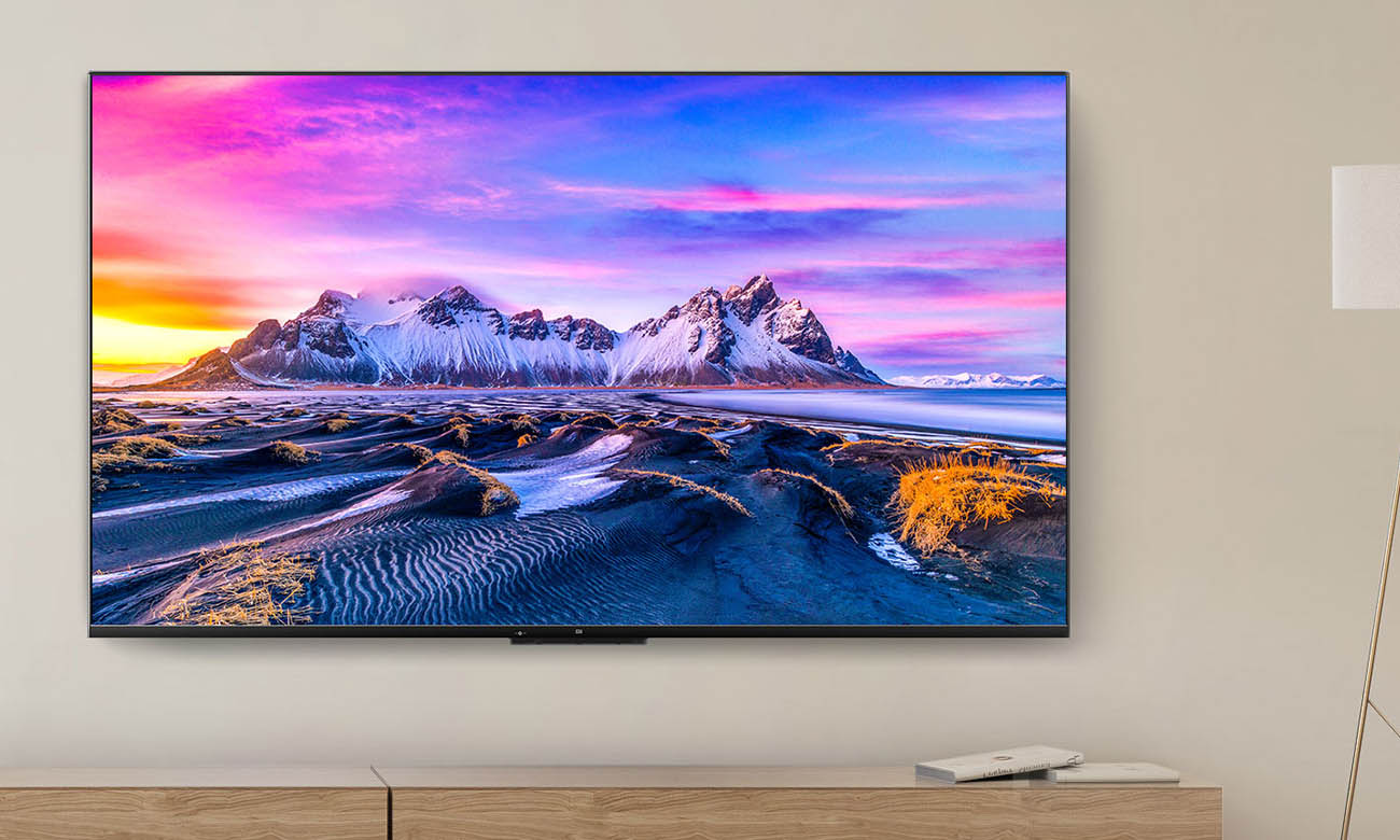 Telewizor 4K Xiaomi Mi TV P1 55 cali opinie