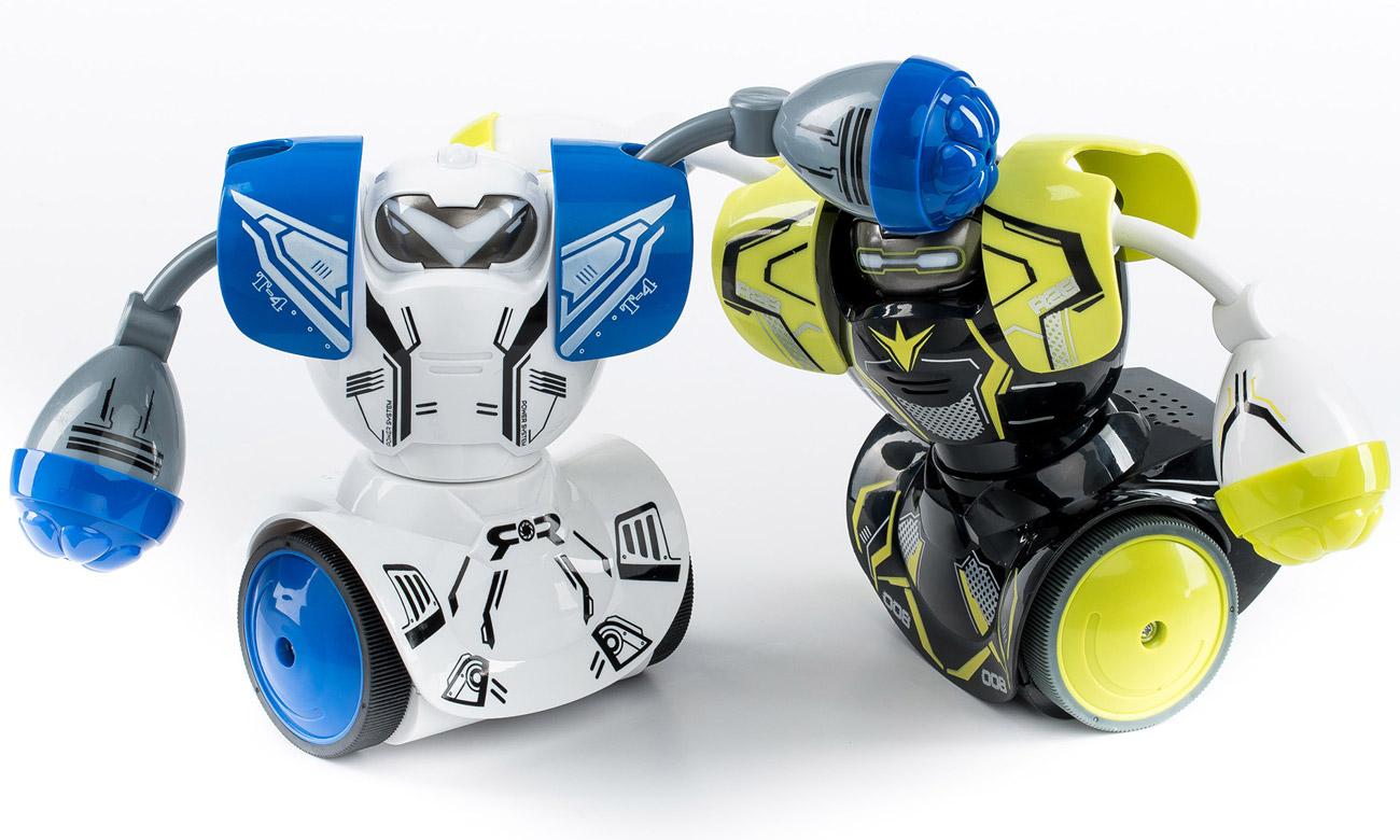 Dumel Silverlit Robo Kobat 2-pack S88052