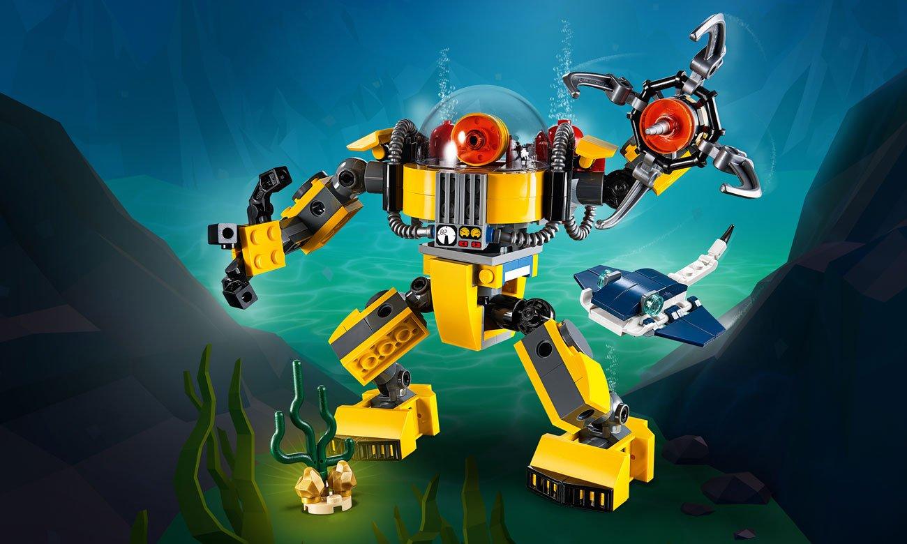 Lego Creator Podwodny Robot Klocki Lego Sklep Internetowy Alto