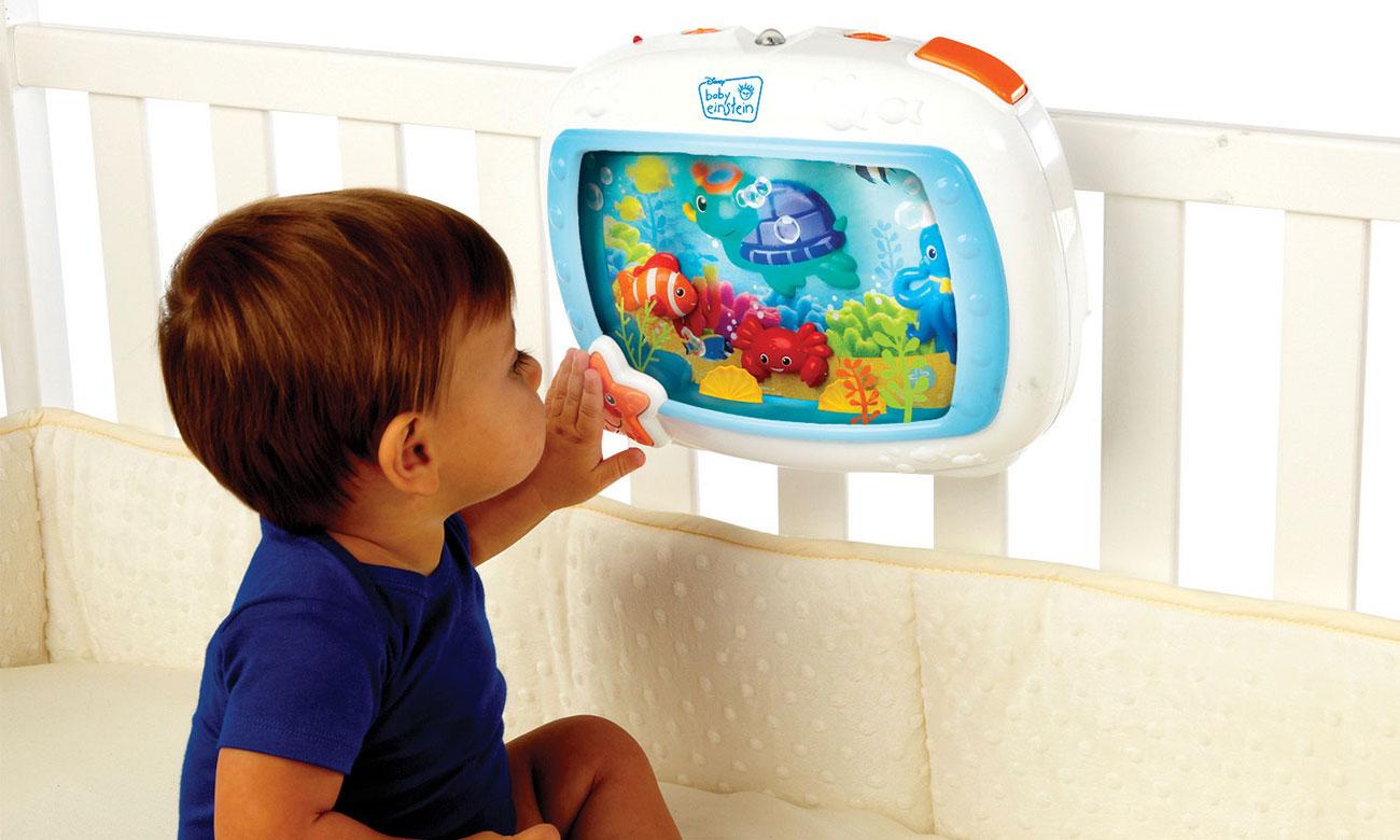 Pozytywka dla dziecka Bright Starts Morskie Sny Baby Einstein 90609