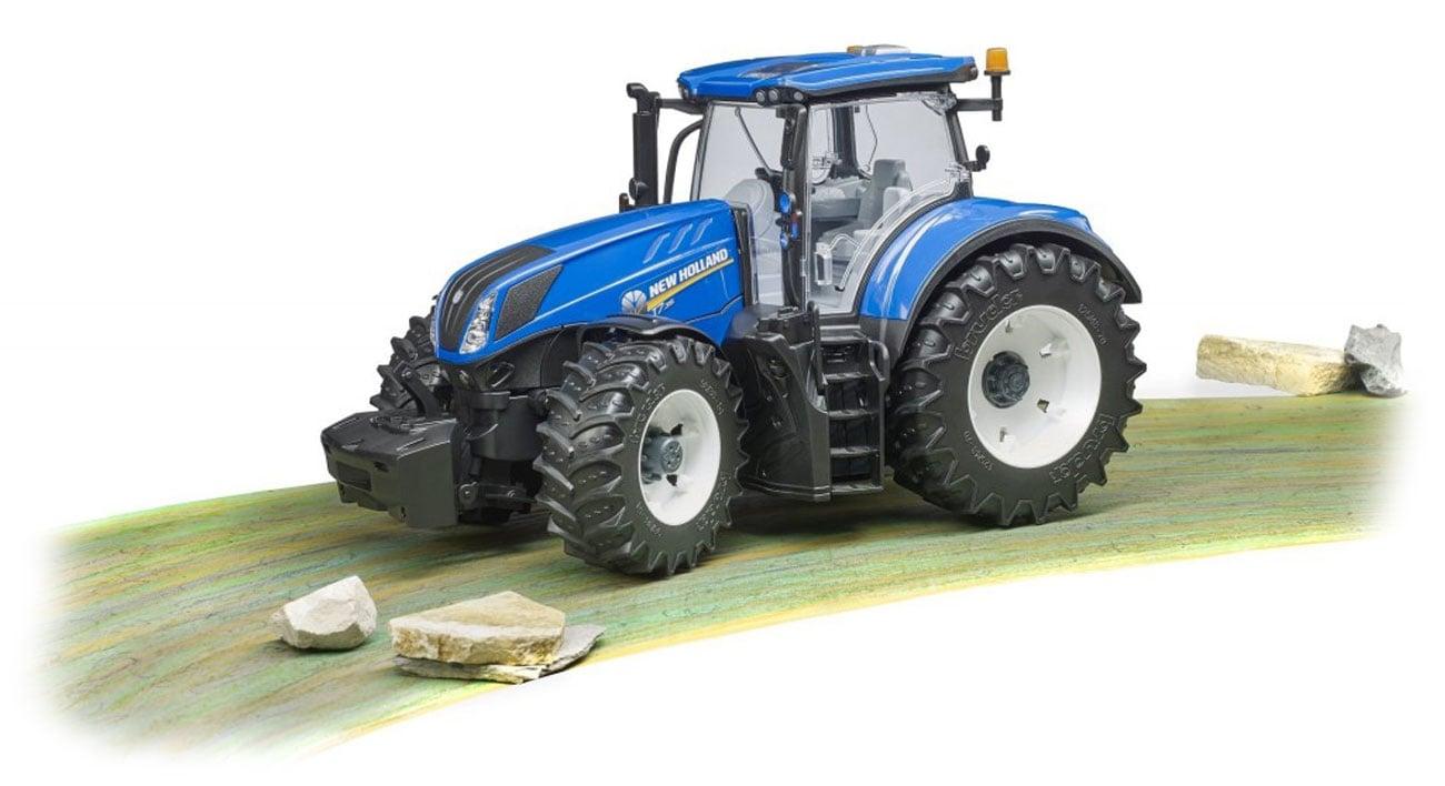 BRUDER 03120 Traktor New Holland T7.315