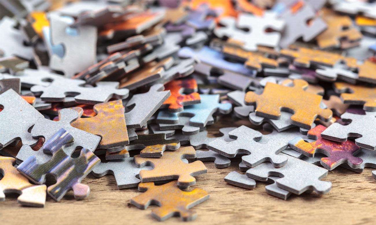 Zestaw 3w1 puzzle Clementoni