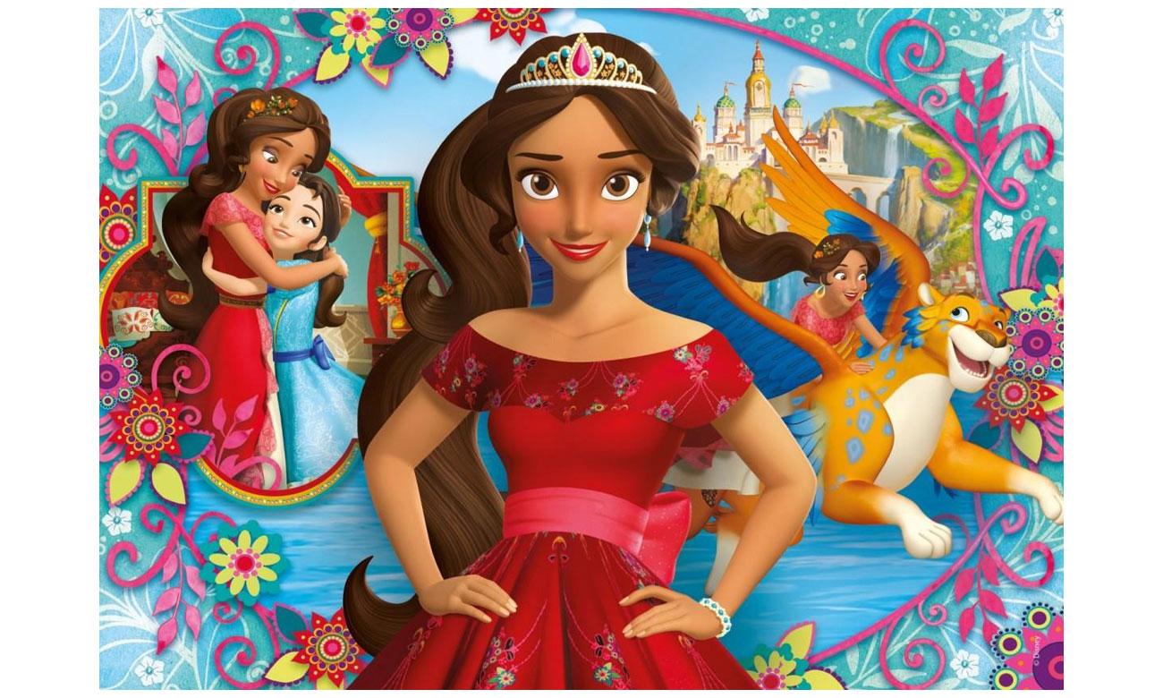 Zestaw puzzli Disney Elena z Avaloru Clementoni 08427