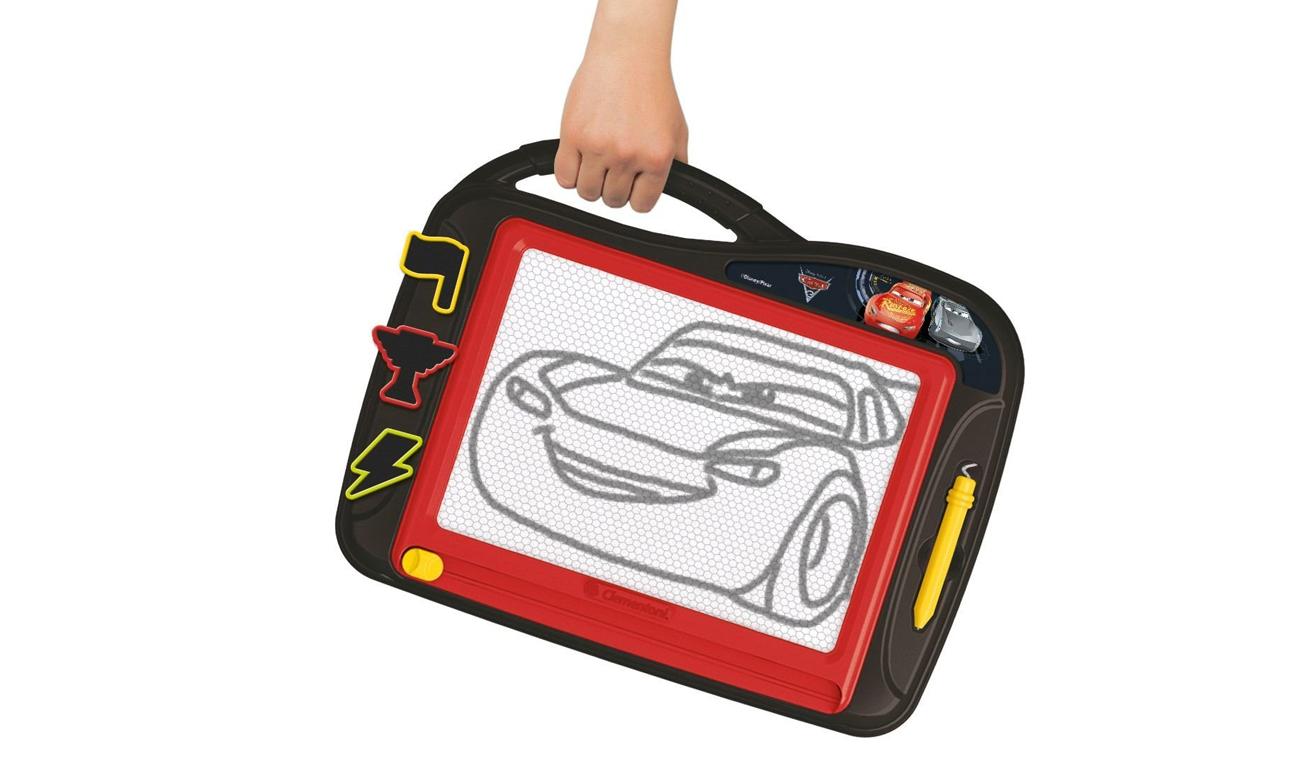 clementoni tablica do rysowania auta 3