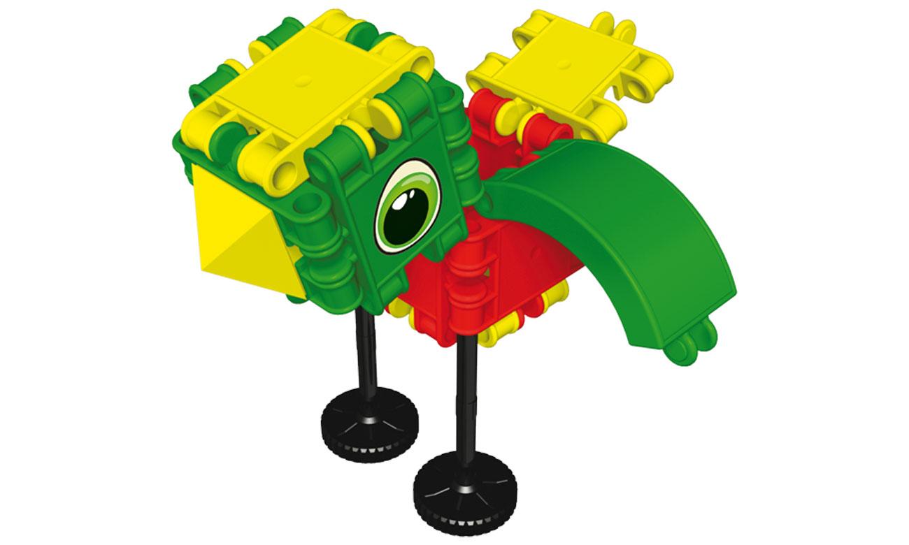 Klocki CLICS Zoo Box 25 konstrukcji